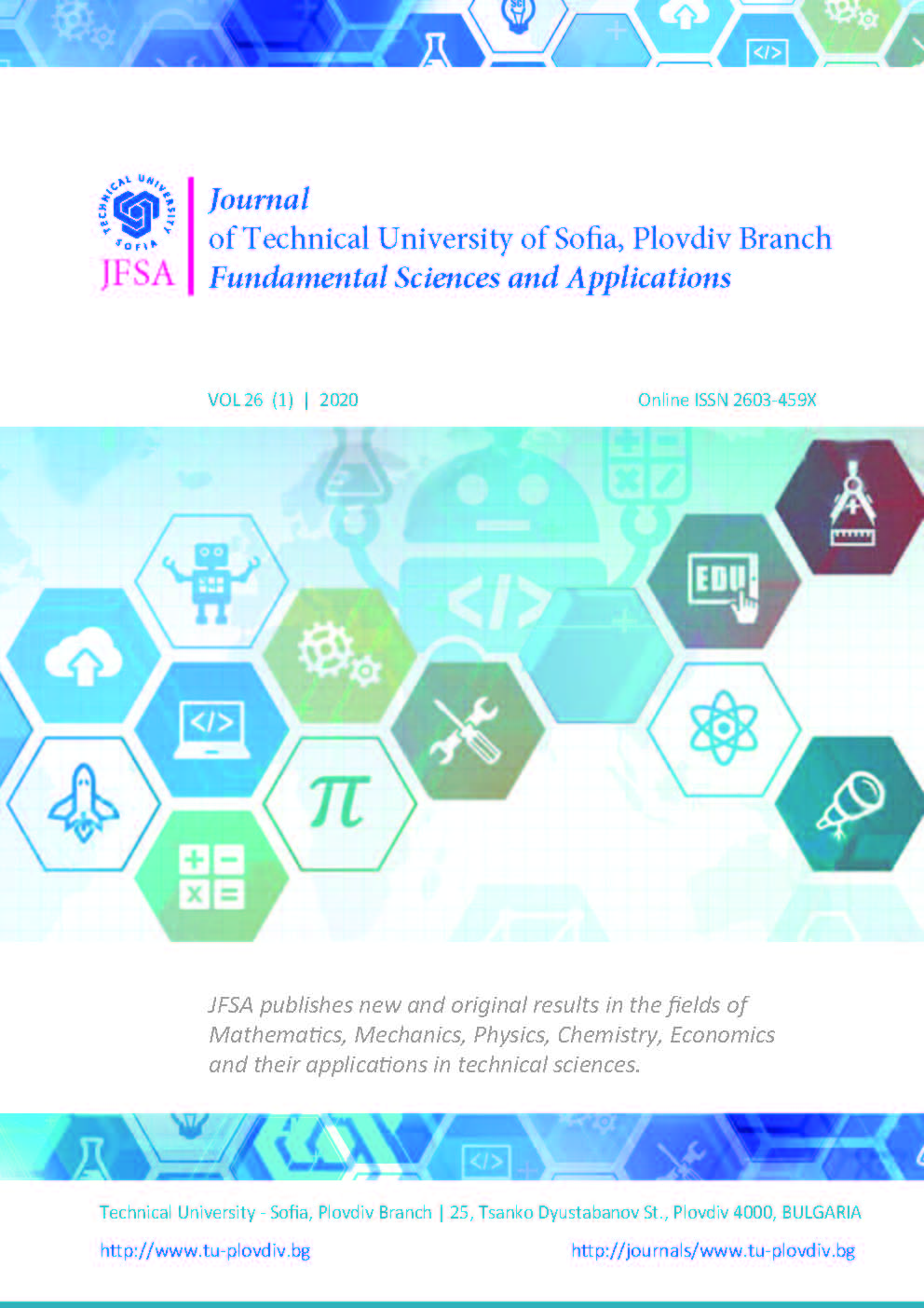 "Journal ""Fundamental Sciences and Applications"""